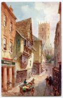 ARTIST: HENRY WIMBUSH - DARTMOUTH, FOSS STREET (TUCK'S OILETTE) - Wimbush