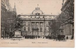 PARIS - PALAIS DE JUSTICE - Arrondissement: 01