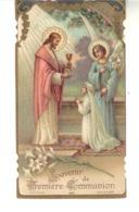 Souvenir De Première Communion. - Images Religieuses