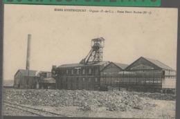 Mines D'OSTRICOURT - Oignies (62) Fosse Henri Buchet (N° 5) - [ Charbonnage - Houille- Mine - Puits ] - France