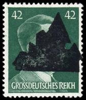 1945, Deutsche Lokalausgabe Schwarzenberg, 16 I, ** - Deutschland