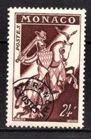 MONACO 1954/59 - N° 14  -  NEUF** - Monaco