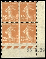 1927, Frankreich, 215 Br, ** - Frankrijk
