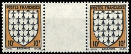 1943, Frankreich, 586 ZW, ** - Frankrijk