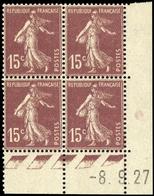 1925, Frankreich, 184 Br, ** - Frankrijk