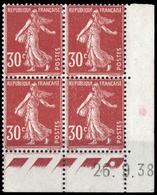 1937, Frankreich, 363 Br, ** - Frankrijk