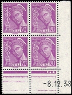 1938, Frankreich, 379 Br, ** - Frankrijk
