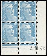 1947, Frankreich, 802 Br, ** - Frankrijk