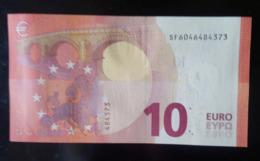 2014 Italy 10 EURO SF6046484xxx- UNC - 10 Euro