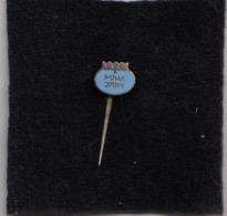 Badge Estonia Otepää Pühajärv (Holy Lake) - Villes