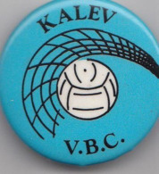Badge Estonia KALEV V.B.C. (volleyball Club) - Voleibol
