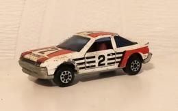 """Miniature """"3 Inches"""" 1/58 Majorette - Toyota Celica 2.0 GT 1986 (réf 249) - Majorette"""