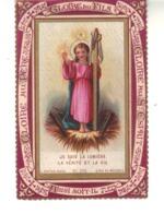 """Carte Religieuse  """"Gloire Au Fils""""  Je Suis La Lumière, La Vérité Et La Vie."""" - Images Religieuses"""