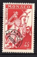 MONACO 1954/59 - N° 17  -  NEUF** - Préoblitérés