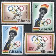 1960Ghana84-871960 Olympic Games In Rim - Sommer 1960: Rom
