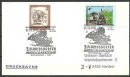 Austria 1975 Mi 1476+1916 FDC ( FDC ZE1 AST1476+1916a-dav12E ) - Churches & Cathedrals