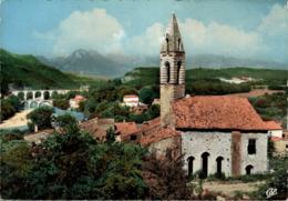Sisteron Ancienne Abbaye Et La Vallée Du Buch   CPM Ou CPSM - Sisteron