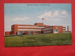 Memorial Hospital  Tennessee > Clarksville  Ref 3718 - Clarksville