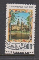 Vatican City S -667 1979 900th Anniversary Martyrdom Of St Stanislas.500 Lire,used - Vatican