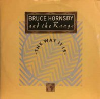 Bruce Hornsby & The Range- The Way It Is + Two Tracks - Rock