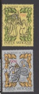 Vatican City S 721-22 1982 700th Death Anniversary Of St Agnes Of Prague.used - Vatican