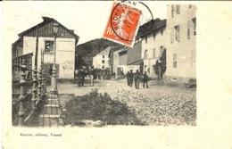 ROCHESSON - Le Dimanche à Rochesson -ed. Burnes - Francia