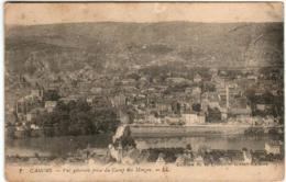 41ib 1449 CPA - CAHORS - VUE GENERALE PRISE DU CAMP DES MONGES - Cahors
