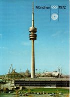 Réf.816/ 1 Carte Postale - J.O - Munich 1972 - Olympic Games
