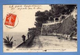SAN SALVADOUR ETABLISSEMENT THERMAL 1918 (une Tres Legere Cornure Sinon TTB) J61 - Autres Communes