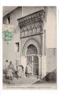 MAROC - CASABLANCA - Une Porte De Mosquée - Animée - 1912 (D152) - Casablanca