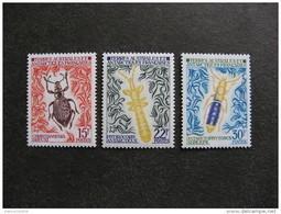 TAAF: TB Serie N° 49 Au N° 51, Neufs XX. - Unused Stamps