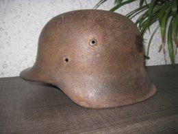 Coque De Fouille,secteur Colmar ( 16e Volksgrenadier Division ? ) - Copricapi