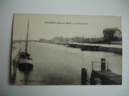 Courseulles Sur Mer Avant Port - Courseulles-sur-Mer