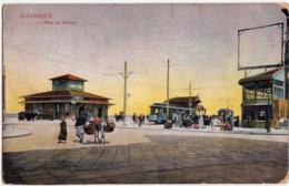 ALEXANDRIE-LA GARE DE RAMIEH - Alexandria