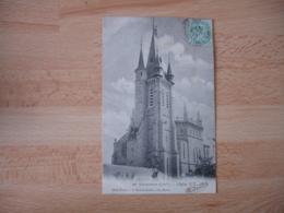 Chateaubourg Eglise 1904 - La Guerche-de-Bretagne