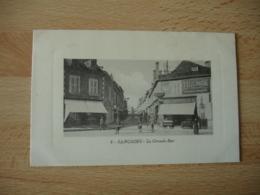 Sancoins Grande Rue - France