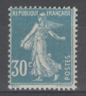 """N°192 **, Variété """"tache Blanche Derrière La Cuisse"""" ! - Variétés Et Curiosités"""