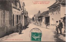 FLEURY VALLEE D'AILLANT-QUARTIER DE L'ECOLE DES GARCONS - France