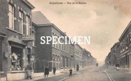 Rue De La Station - Erquelinnes - Hamme