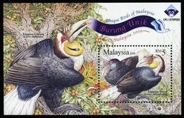 2009, Malaysia, Block 132, ** - Maleisië (1964-...)