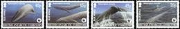 2003, Britische Gebiete In Der Antarktis, 353-56, ** - Brits Antarctisch Territorium  (BAT)