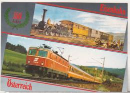 Austria Uncirculated Postcard - Trains - Trains