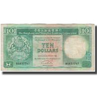 Billet, Hong Kong, 10 Dollars, 1992-01-01, KM:191c, TB+ - Hong Kong