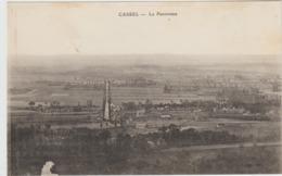 CARTE POSTALE   CASSEL 59  Le Panorama - Cassel