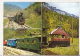 Austria Uncirculated Postcard - Trains - Museumseisenbahn Payerbach - Trains