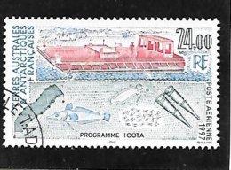 TIMBRE OBLITERE DES TERRES AUSTRALES TAAF DE 1997 N° YVERT PA 144 - Usados