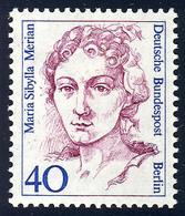 788 Frauen 40 Pf Merian ** - [5] Berlin