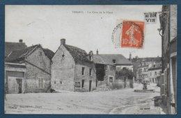 TRIGNY - Un Coin De La Place - Francia