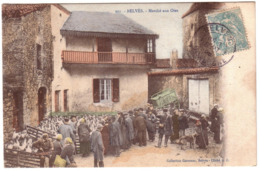BELVES - Marché Aux Oies - Francia