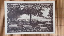 Brandenburg Havel , Die Malge Am Breitlingsee, Gelaufen - Brandenburg